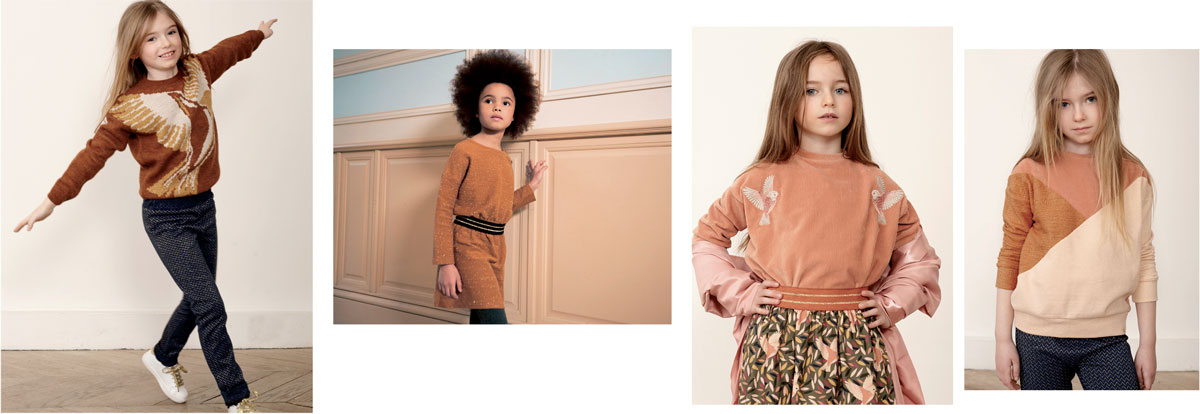 Collection Blune Automne-Hiver 2018/19