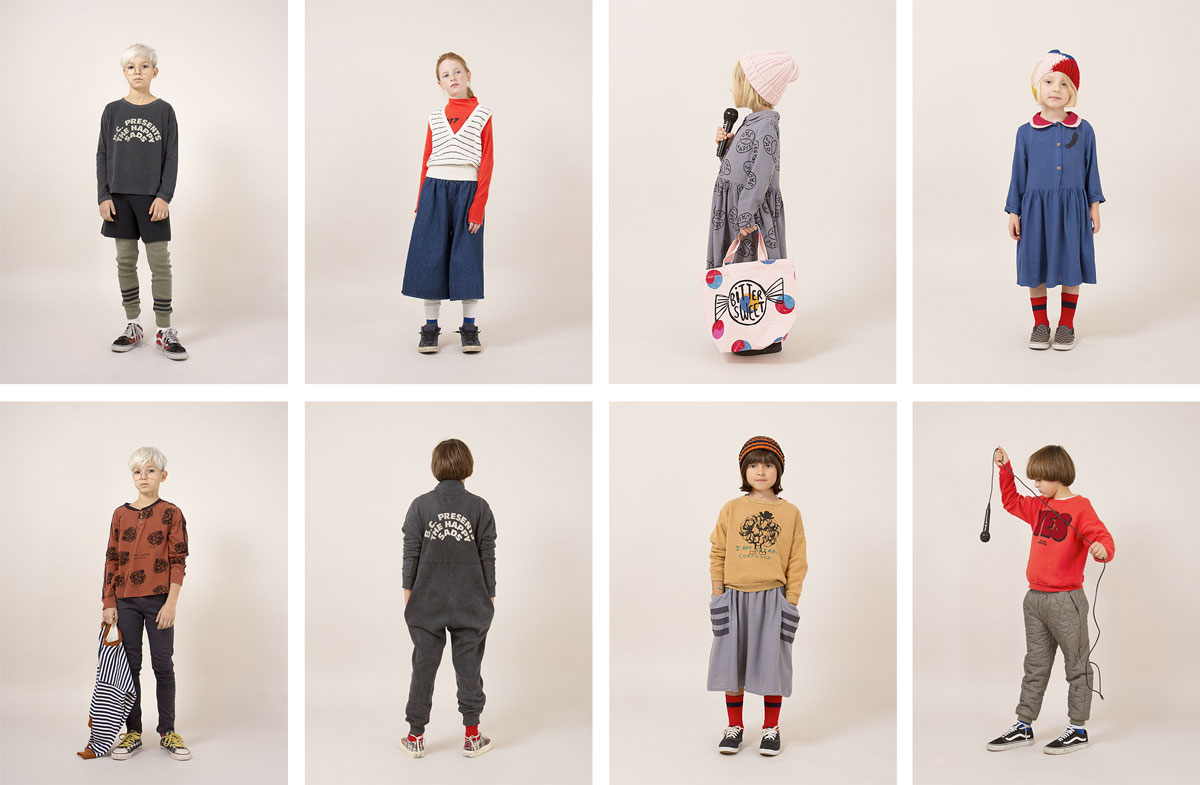 Collection bobo choses automne hiver 2018 - 2019