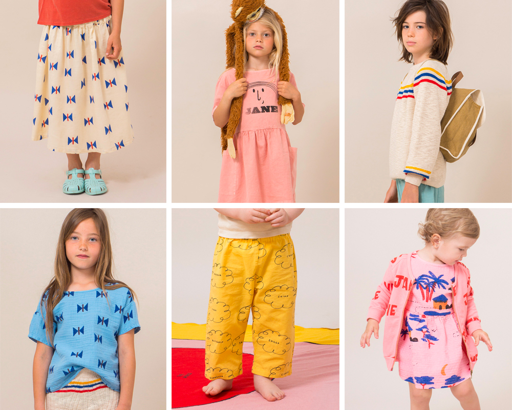 Bobo Choses Collection spring summer 2018