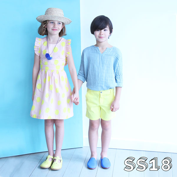 Catalogue SS18 kidZcorner