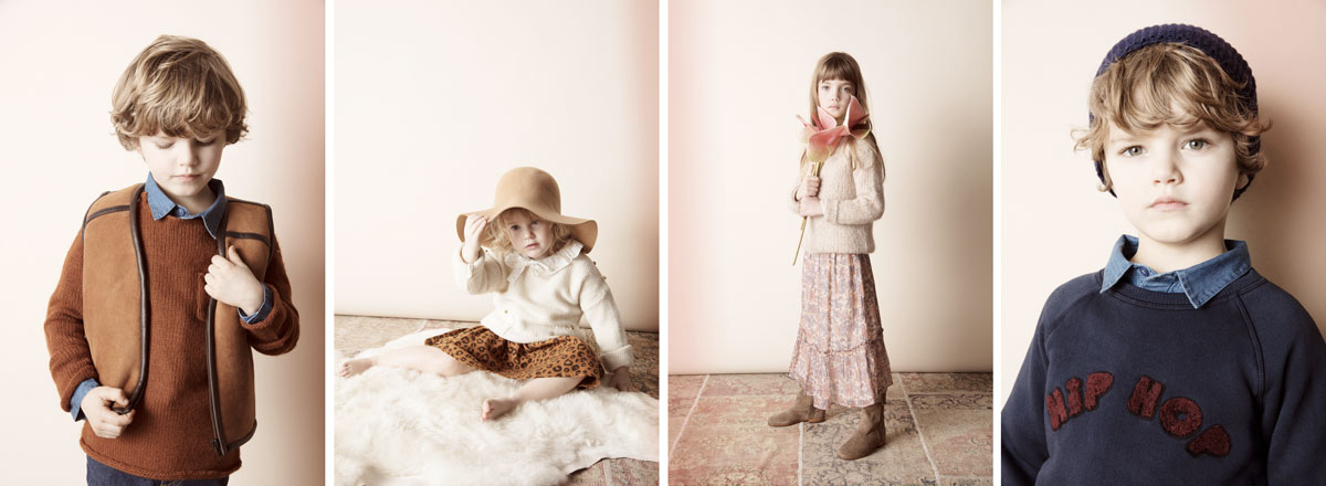 Collection Louis Louise automne hiver 2018 - 2019