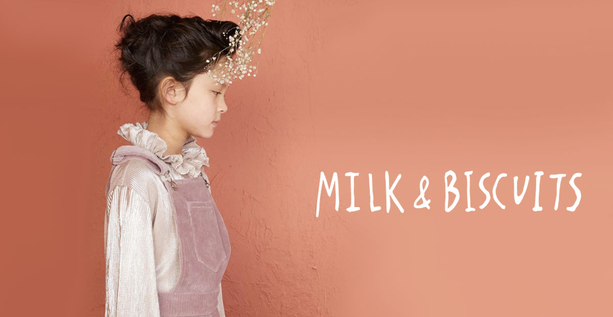 Collection Milk & Biscuits Automne-Hiver 2018/19
