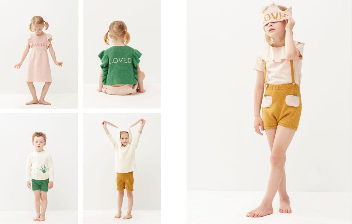 Collection Oeuf NYC Printemps - été 2018
