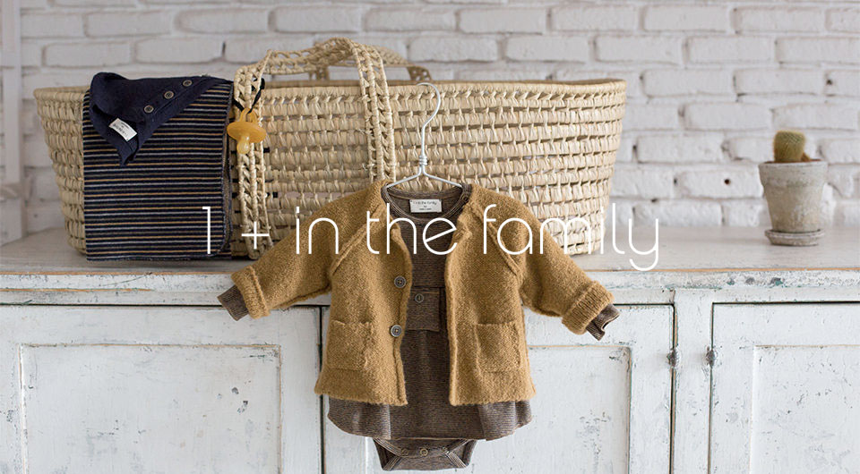 Collection 1+ in the family Automne - Hiver 2018