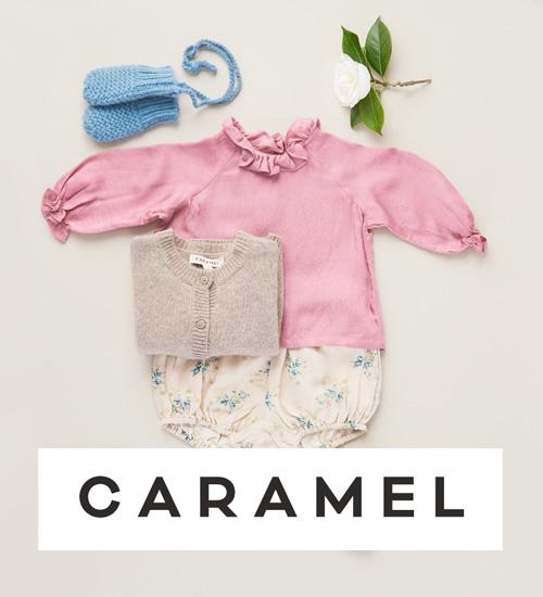 Pré-soldes Caramel