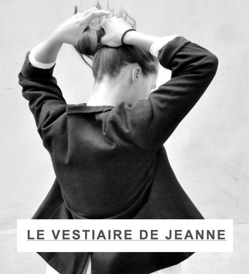 Pré-soldes Le vestiaire de Jeanne