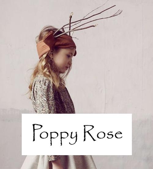 Pré-soldes Poppy Rose
