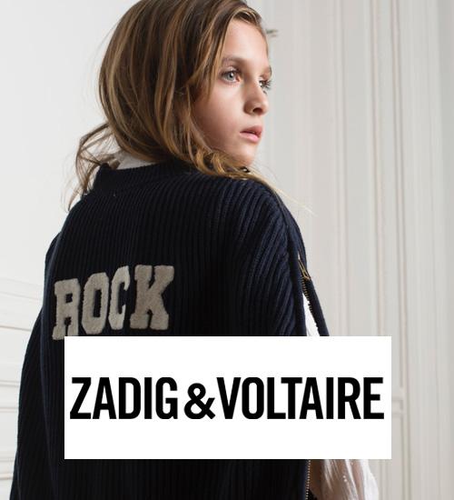 Pré-soldes Zadig & Voltaire