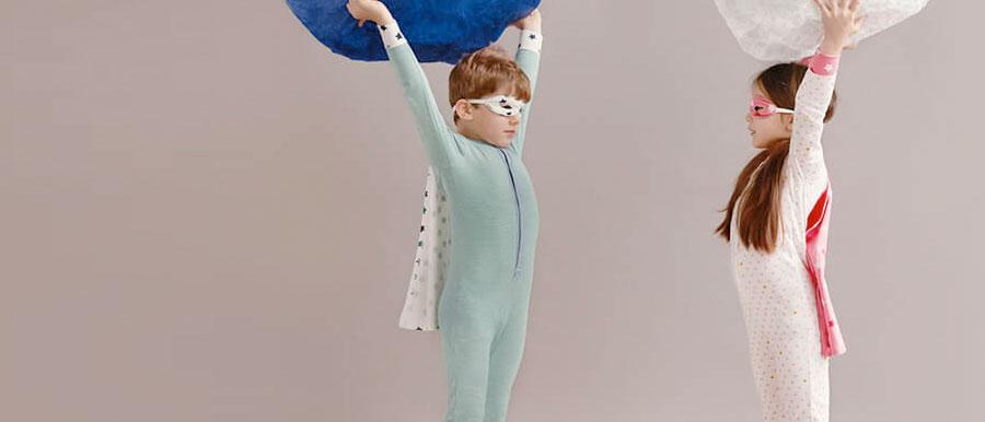 Les super Pyjamas de Petit Bateau
