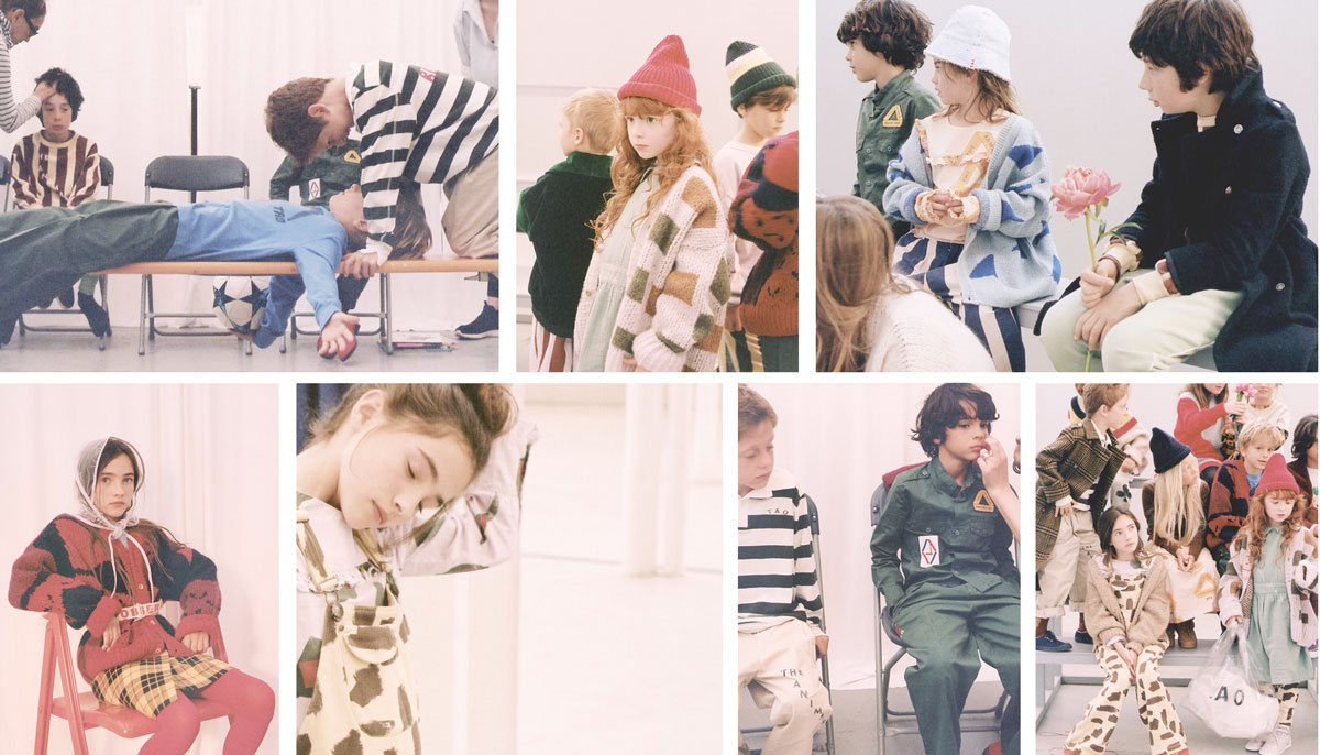 Collection The Animals Observatory Automne-Hiver 2018/19