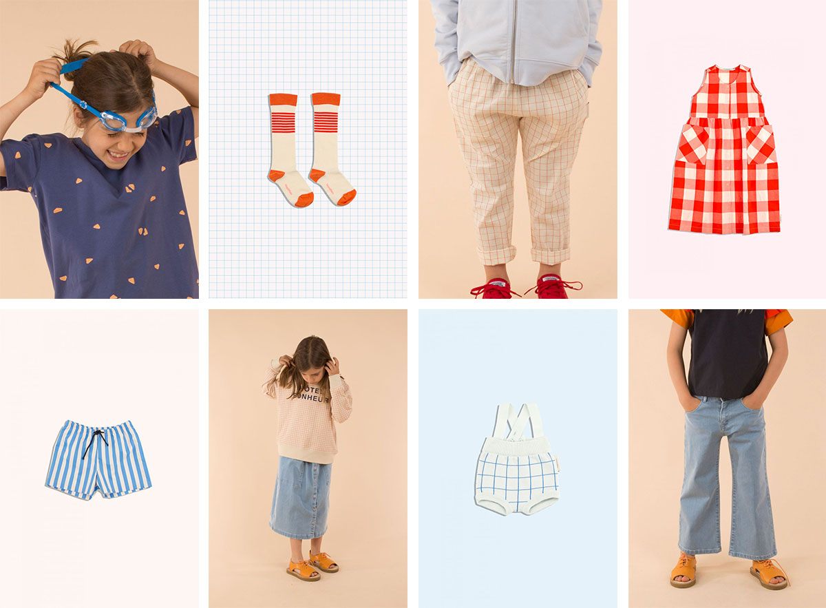 Tiny Cottons Collection Printemps - été 2018