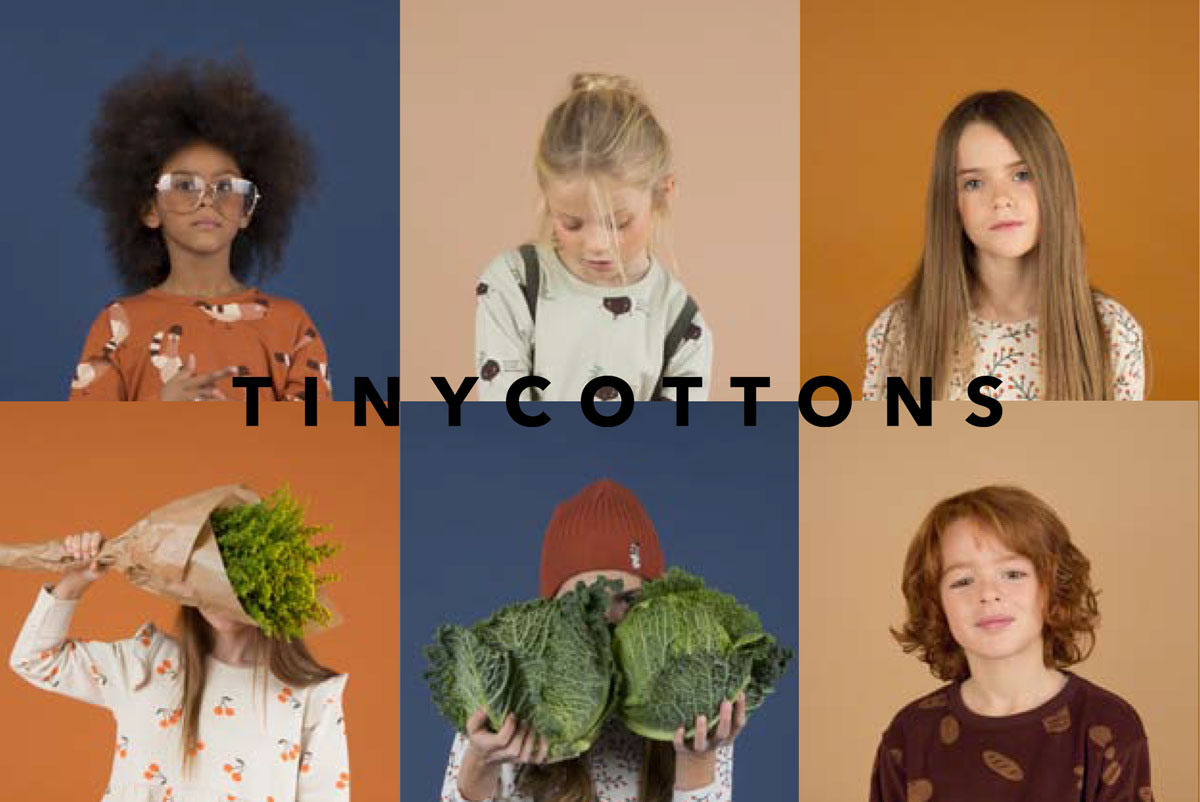 Collection Tinycottons Automne - Hiver 2018 / 19