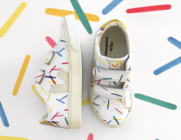 Collab Veja x Hundred Pieces