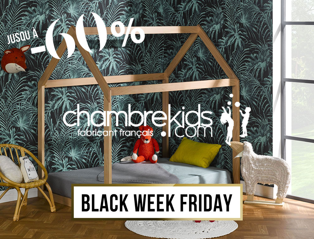 ChambreKids Black Week Friday
