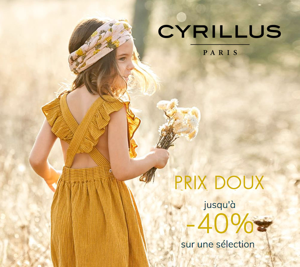 Prix doux Cyrillus