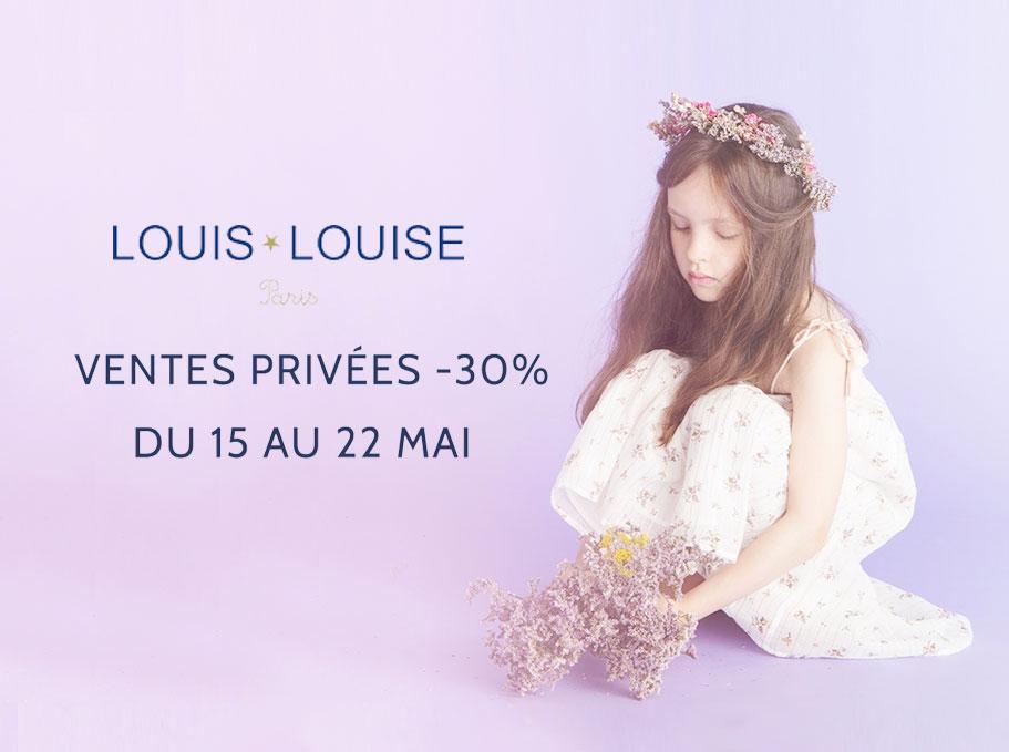 Ventes privées Louis Louise