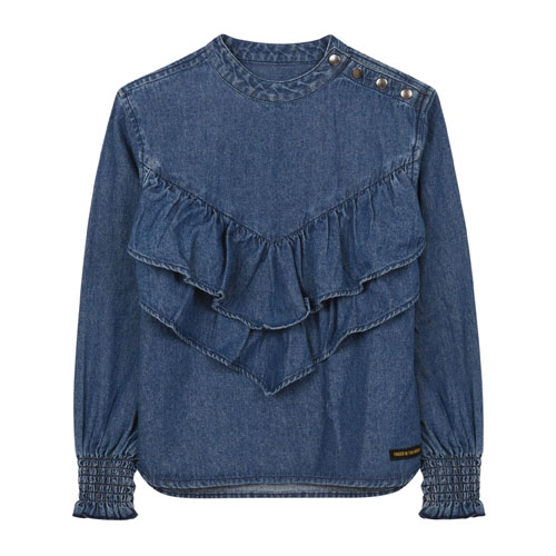 Blouse denim Swindle
