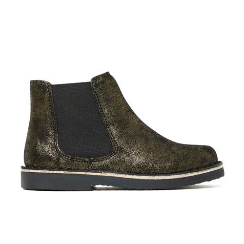 Boots paillettes élastiquée