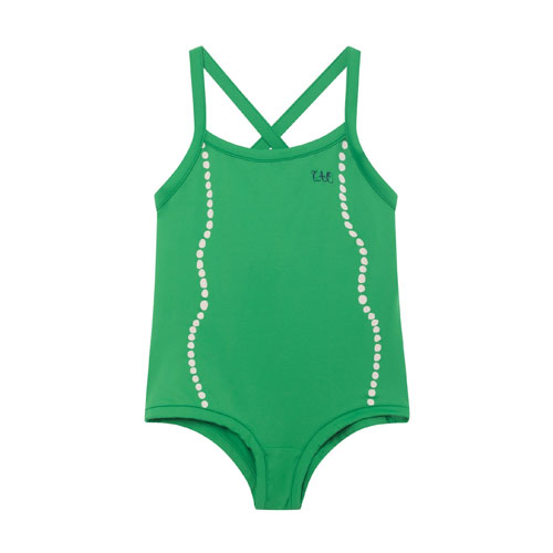 Maillot de bain Trout vert