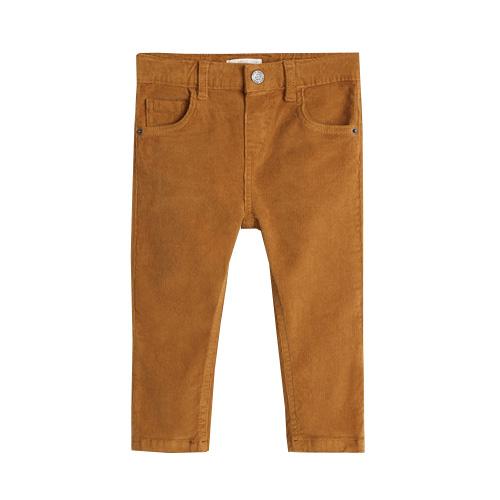 Pantalon velours milleraies
