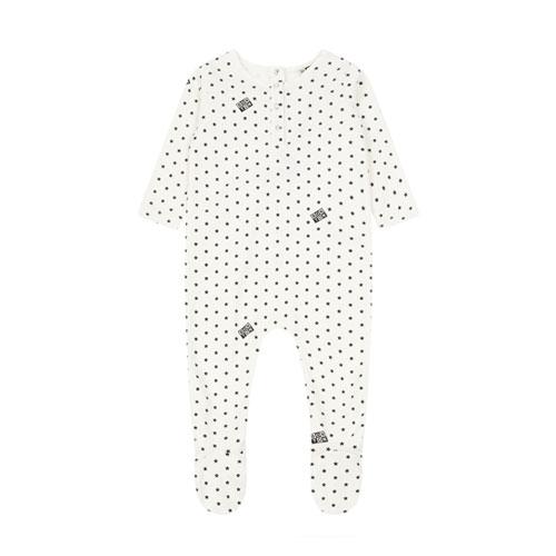 Pyjama uni écru