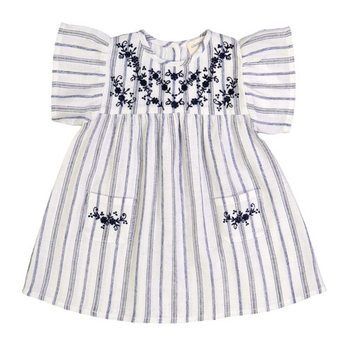Robe Ava blanc