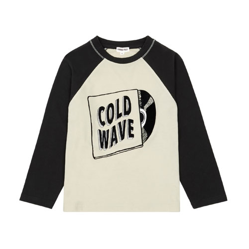 T-shirt cold wave mastic