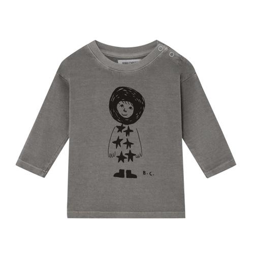 T-shirt Esquimau gris