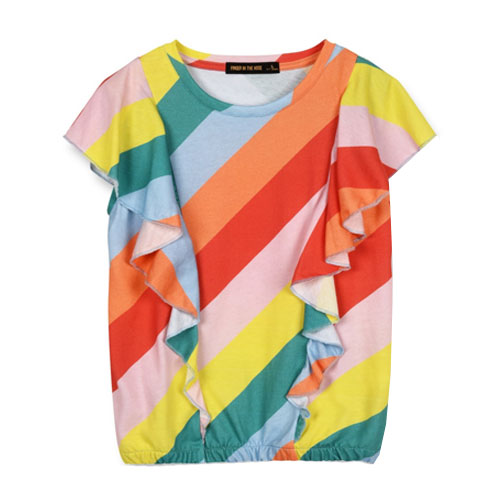 T-shirt Grammy Multicolore
