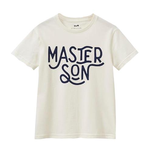 T-shirt Master Son