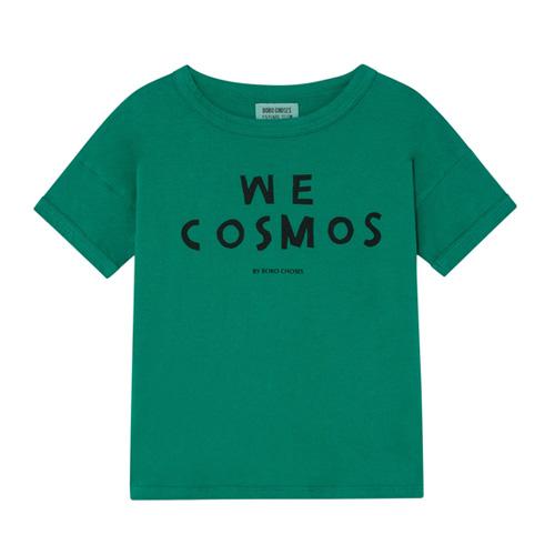 T-shirt We Cosmos vert