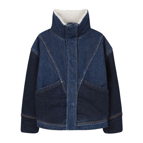 Veste jean Flyer denim