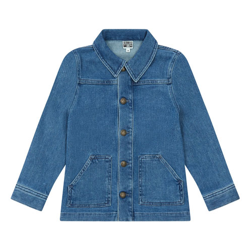 Veste Pacson denim