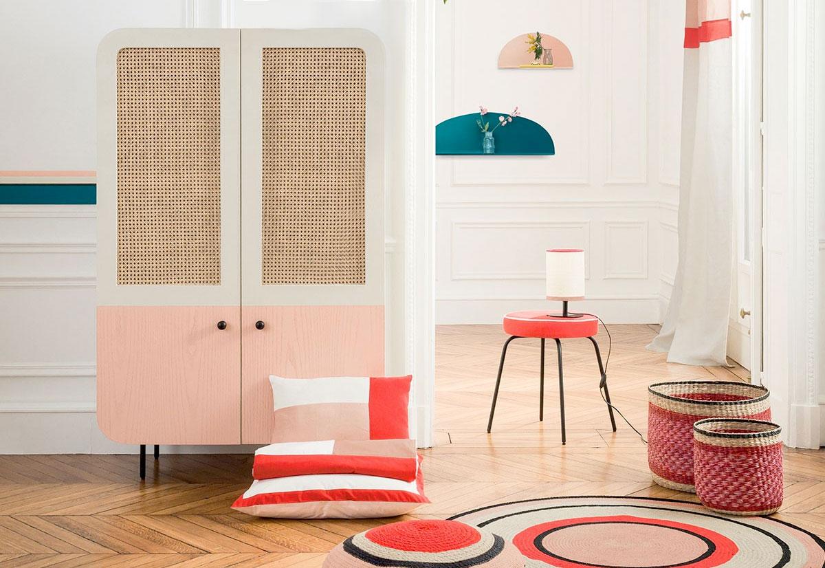 collaboration Bonton x Maison Sarah Lavoine