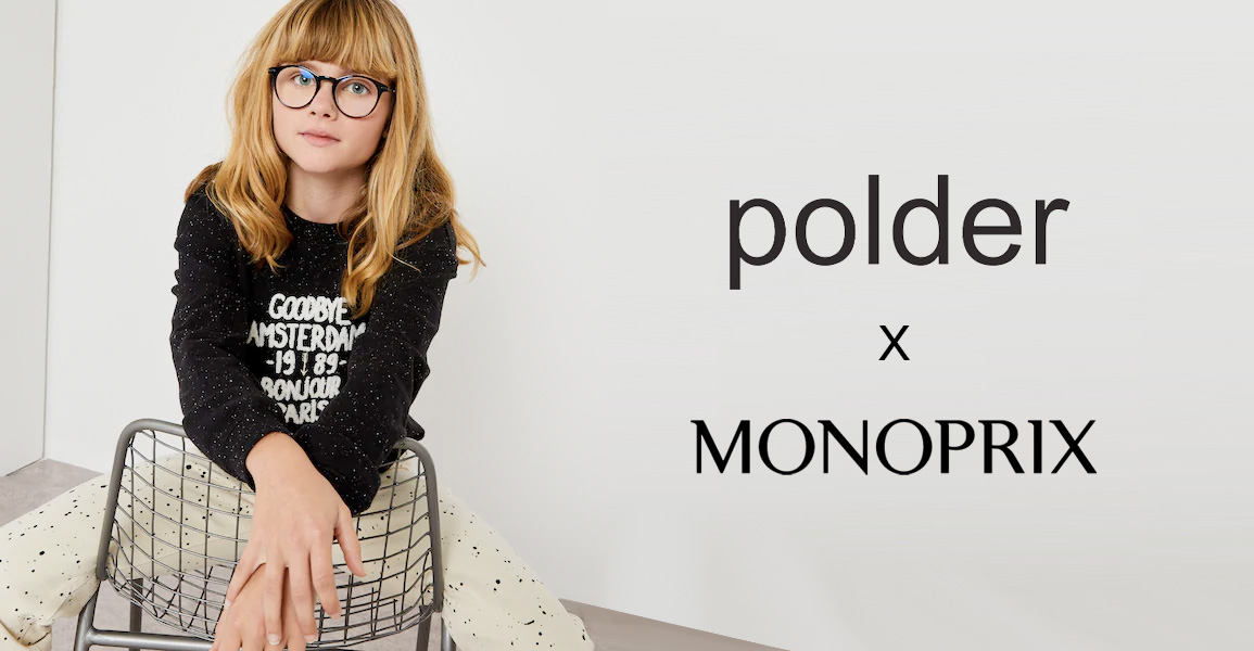 collaboration Polder x Monoprix