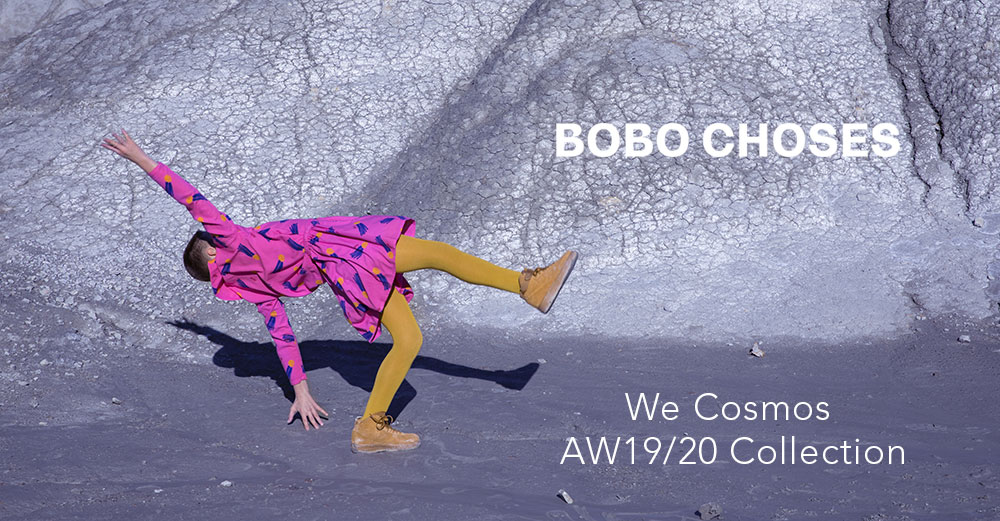 Collection Bobo Choses Automne – Hiver 2019/20