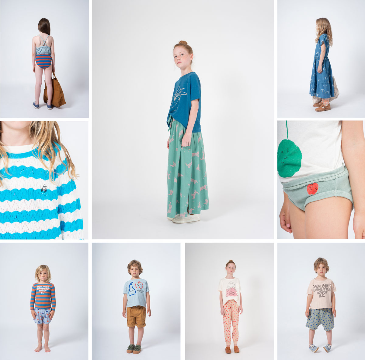 Collection Bobo Choses Printemps - Été 2019