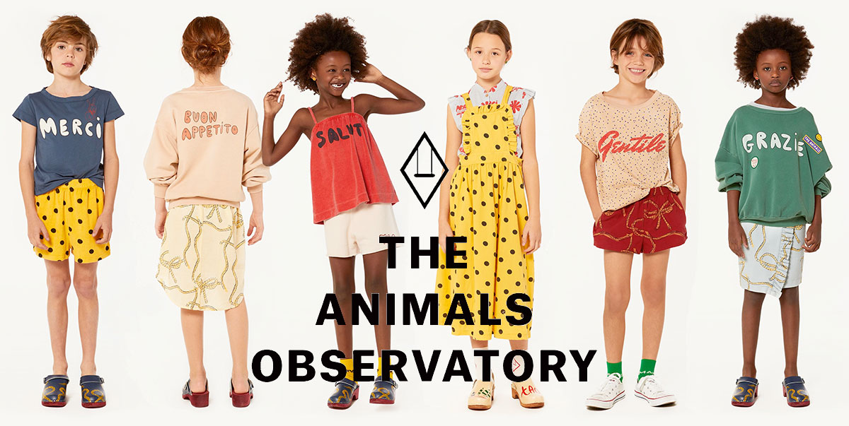 The Animals Observatory Collection spring summer 2019