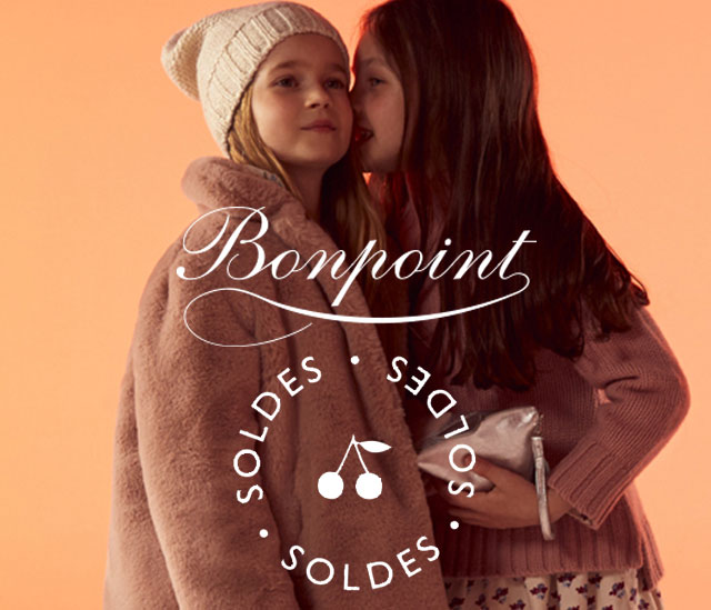 Soldes Bonpoint