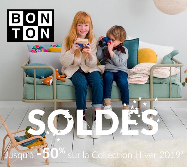 Soldes Bonton