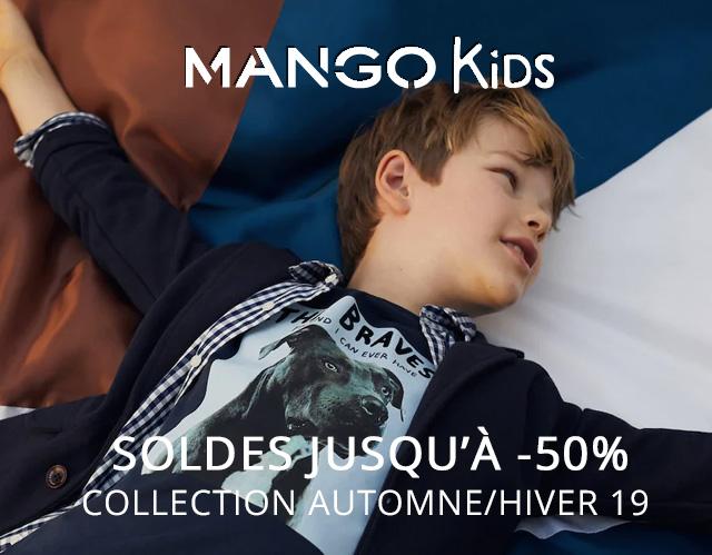 Soldes Mango