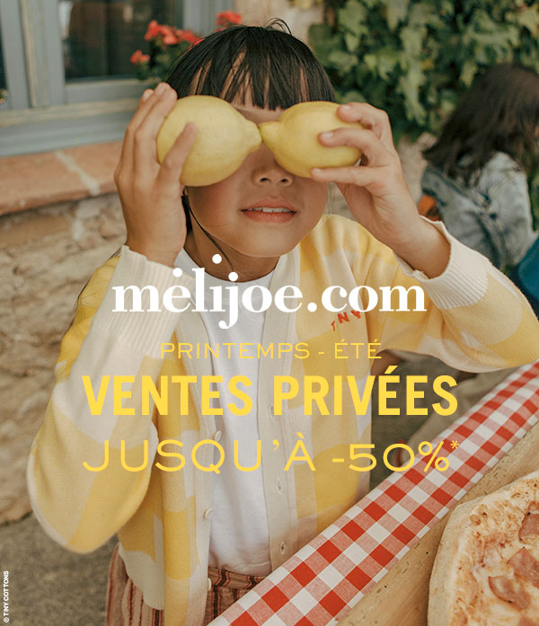 Ventes privées Melijoe