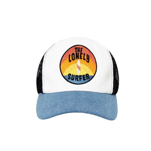 Casquette Lonely surfer