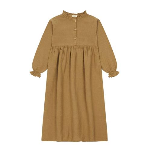 Chemise de nuit Clochette camel