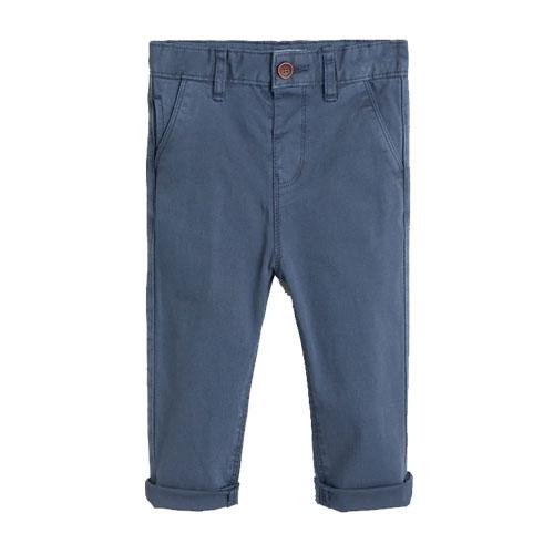 Pantalon droit détail latéral