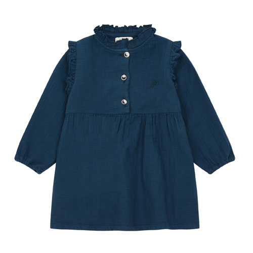 Robe Suzon bleu