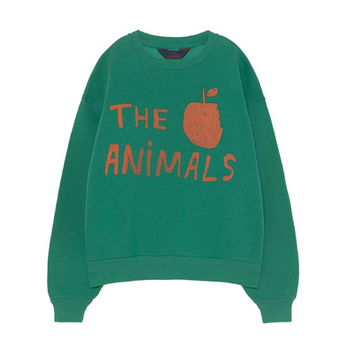 Sweat Bear The Animals vert