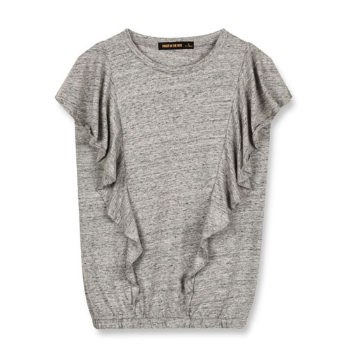 T-shirt Grammy gris