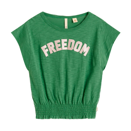T-shirt smocké Mika