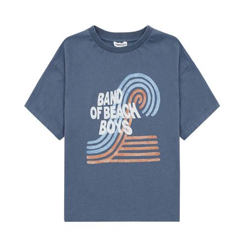 T-Shirt Coton Organic Band of Beach Hundred Pieces